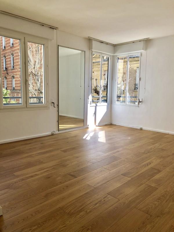 Sale apartment Paris 16ème 374000€ - Picture 1