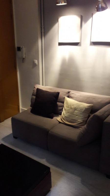 Short-term rental apartment Paris 17ème 750€ CC - Picture 4