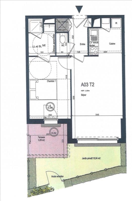 Location appartement Guerande 555€ CC - Photo 1