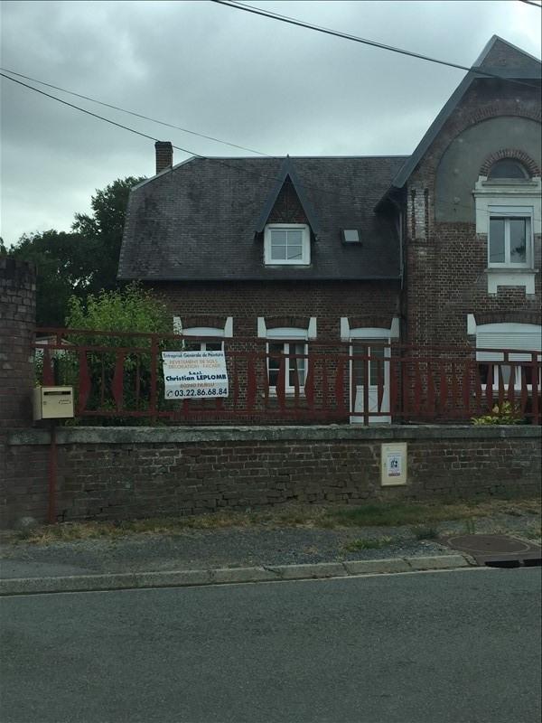 Rental house / villa Ytres 700€ CC - Picture 3