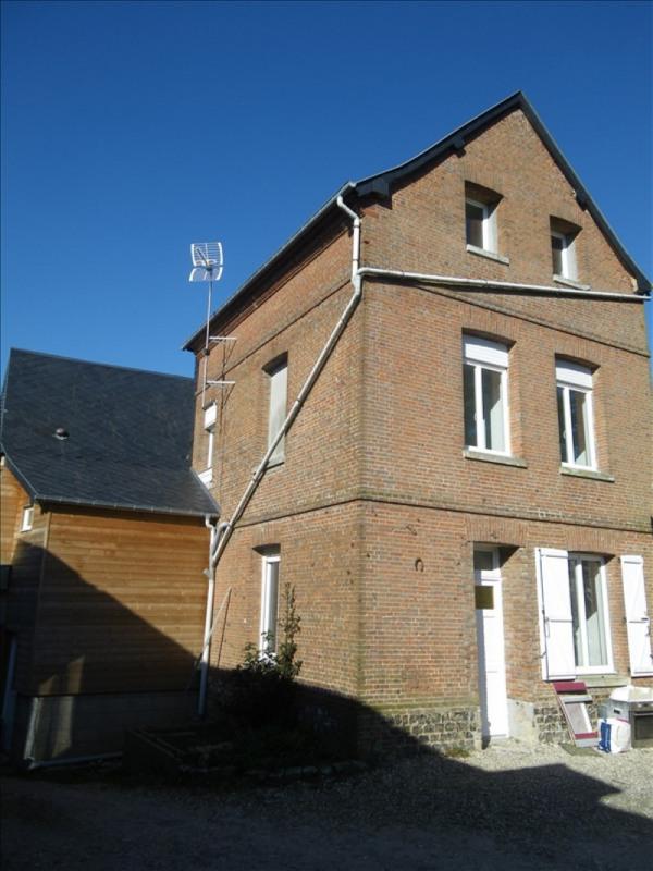 Vente immeuble Fauville en caux 334000€ - Photo 1