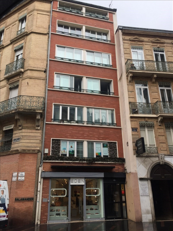 Rental empty room/storage Toulouse 645€ +CH/ HT - Picture 1