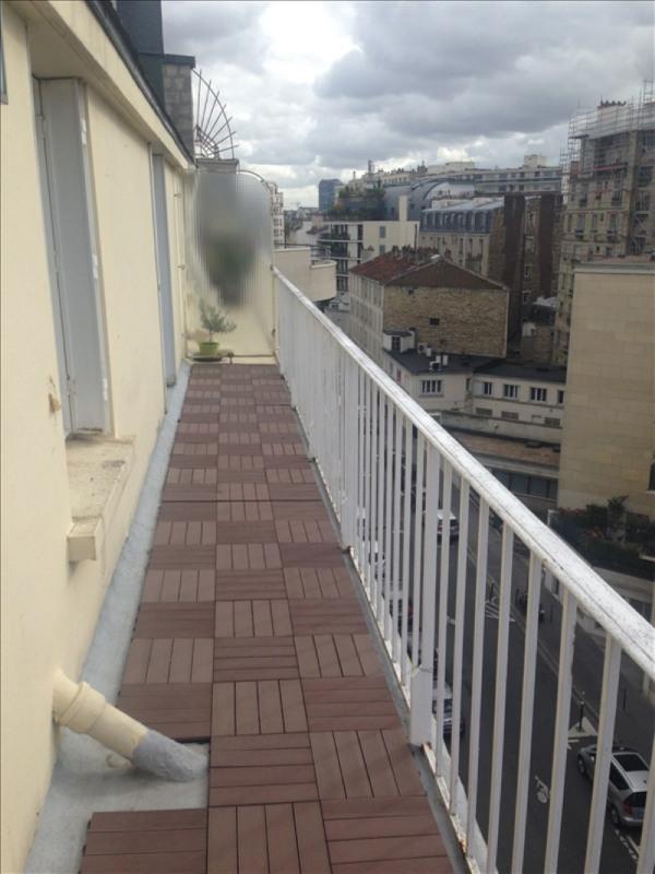 Location appartement Boulogne billancourt 1266€ CC - Photo 1