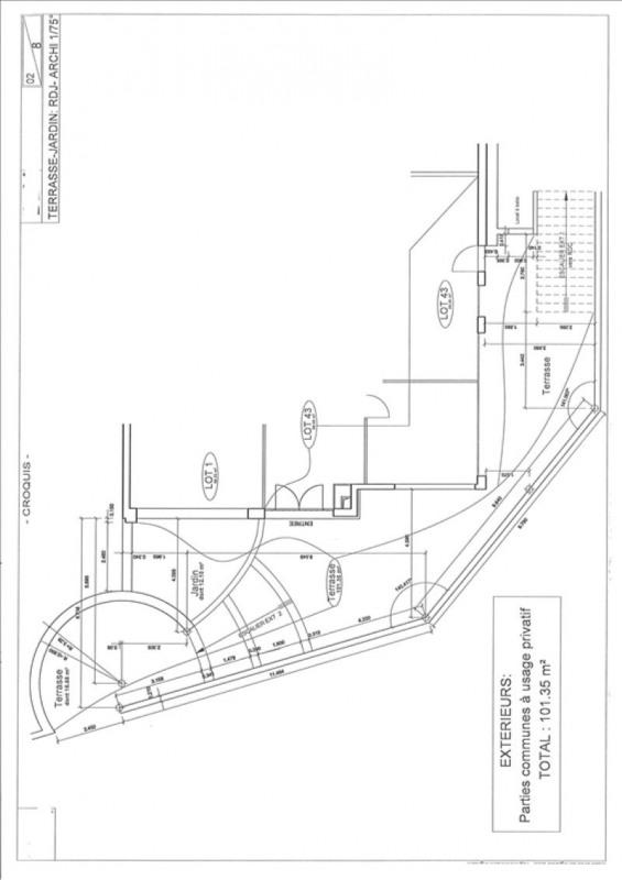 Sale apartment St maur des fosses 556000€ - Picture 1