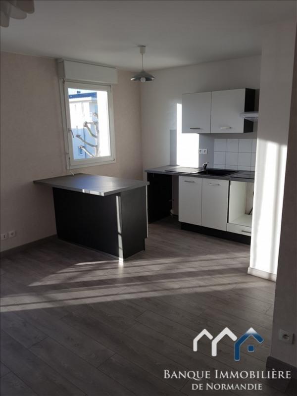 Location appartement Caen 395€ CC - Photo 1