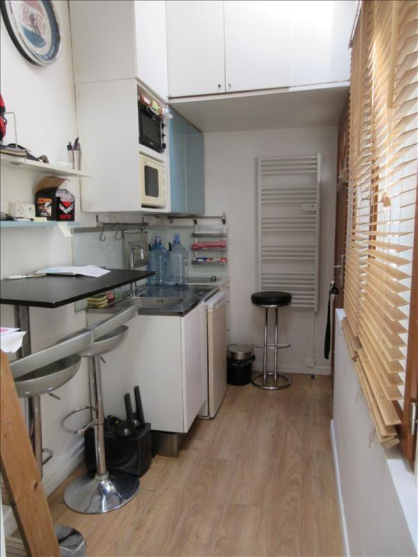 Vente appartement Paris 11ème 138000€ - Photo 2