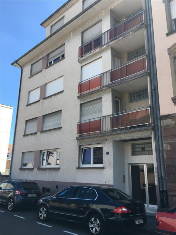 Vente appartement Strasbourg 182 000€ - Photo 1