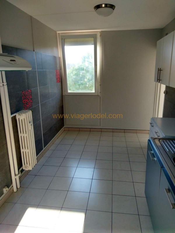 Life annuity apartment Bagnols-sur-cèze 70000€ - Picture 8