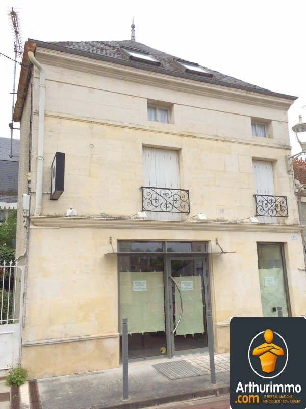 Investment property building Matha 58320€ - Picture 1