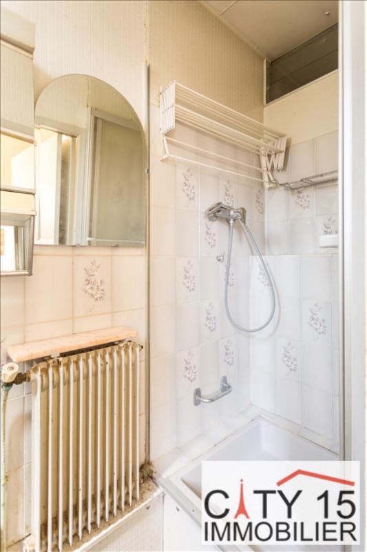 Sale apartment Paris 15ème 395000€ - Picture 8