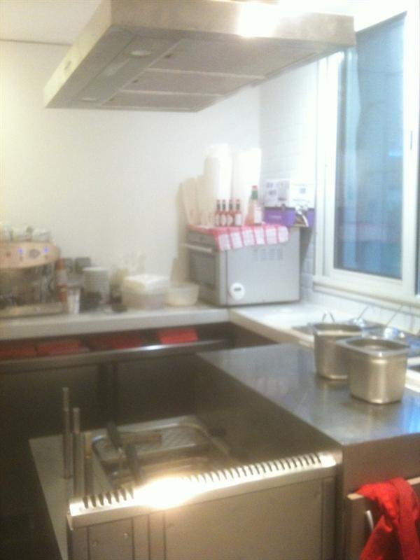 Fonds de commerce Café - Hôtel - Restaurant Boulogne-Billancourt 0