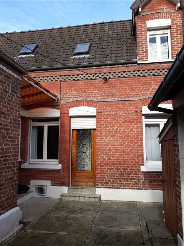 Sale house / villa Biache saint vaast 74000€ - Picture 1