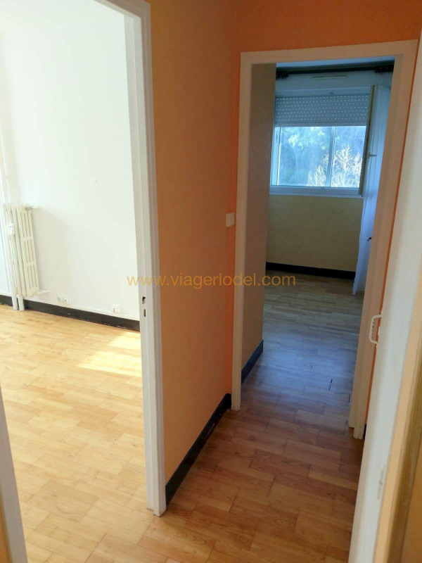 Life annuity apartment Bagnols-sur-cèze 70000€ - Picture 6