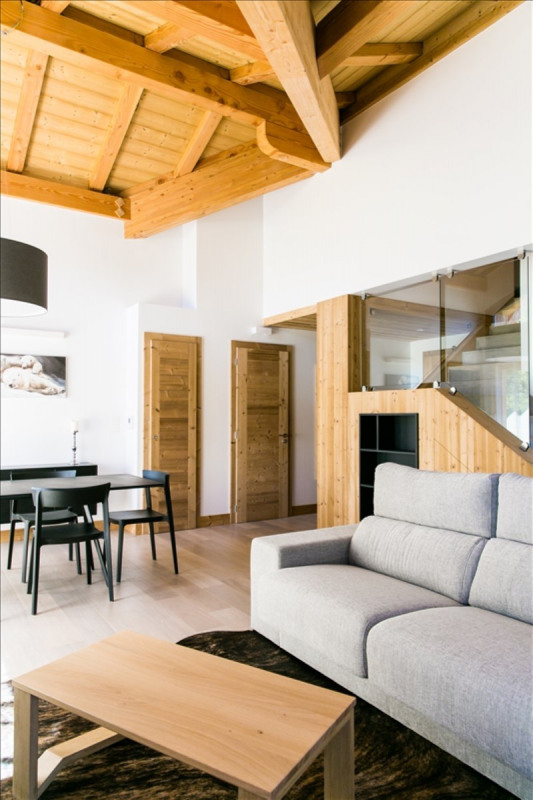 Deluxe sale apartment Morzine 920 000€ - Picture 2