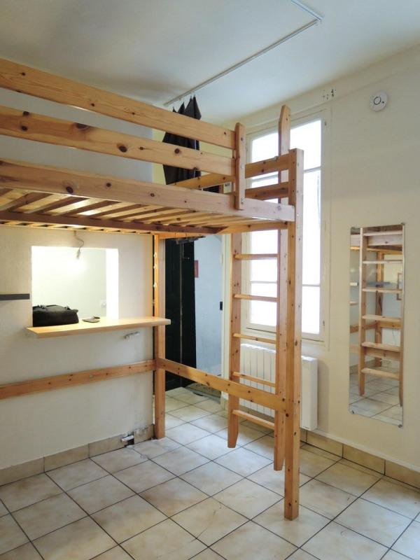 Rental apartment Paris 2ème 670€ CC - Picture 1