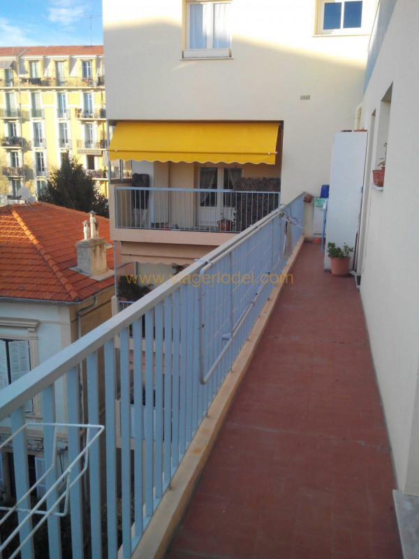 Life annuity apartment Nice 50000€ - Picture 4