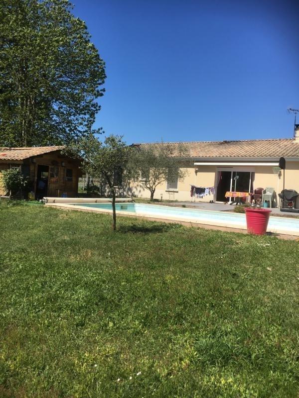 Sale house / villa Portets 257000€ - Picture 1
