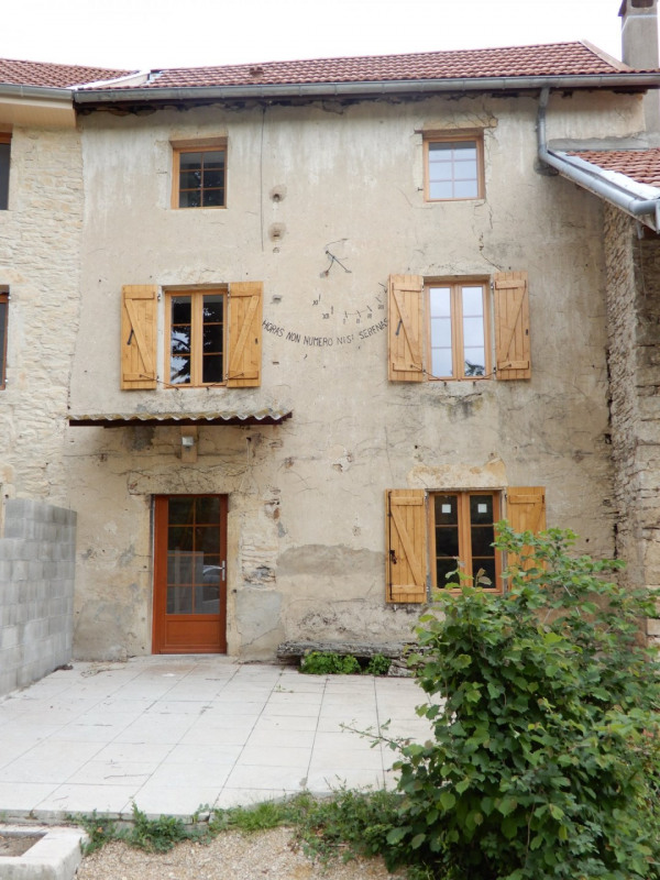 Vente maison / villa Crémieu 172 900€ - Photo 13