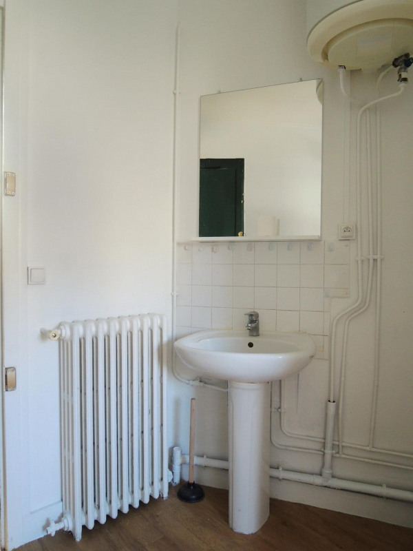 Rental apartment Paris 17ème 450€ CC - Picture 5