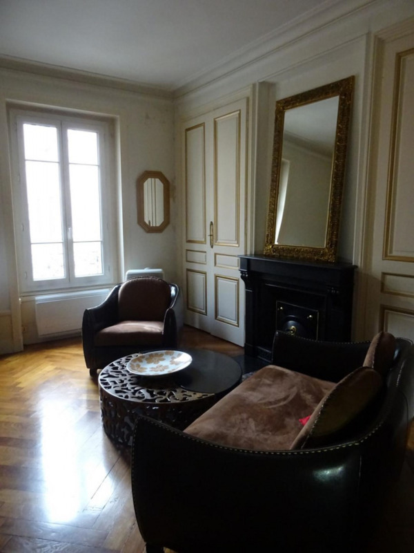 Vente appartement Lyon 6ème 299 000€ - Photo 1
