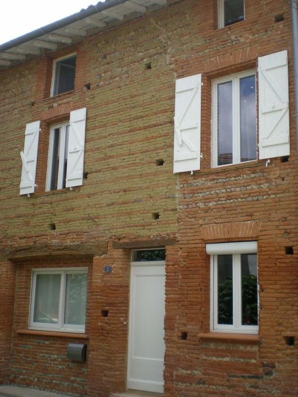Vente maison / villa Montesquieu volvestre 167000€ - Photo 2