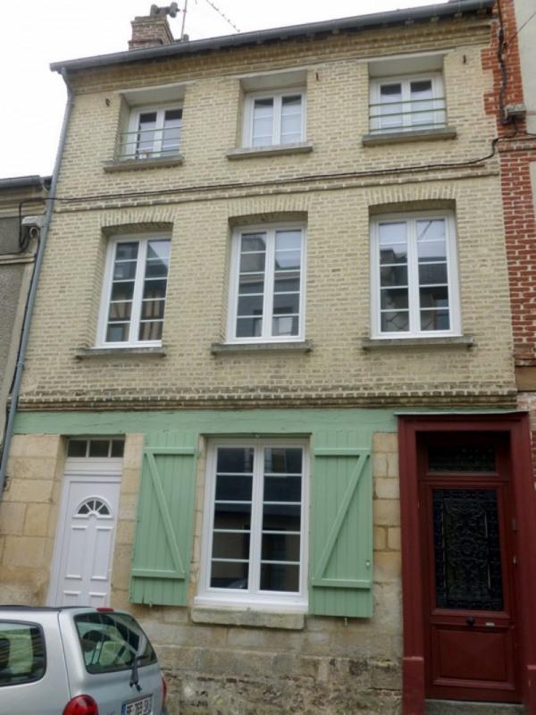 Rental apartment Honfleur 400€ CC - Picture 4