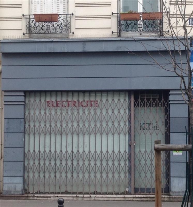 Sale shop Paris 12ème 479000€ - Picture 1