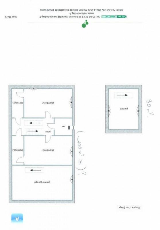 Vente maison / villa Bagneres de bigorre 137000€ - Photo 7