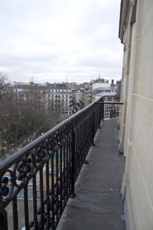 Rental apartment Paris 17ème 2435€ CC - Picture 4