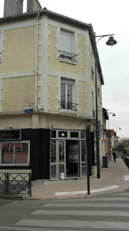 Rental office Maisons alfort 1350€ HC - Picture 1