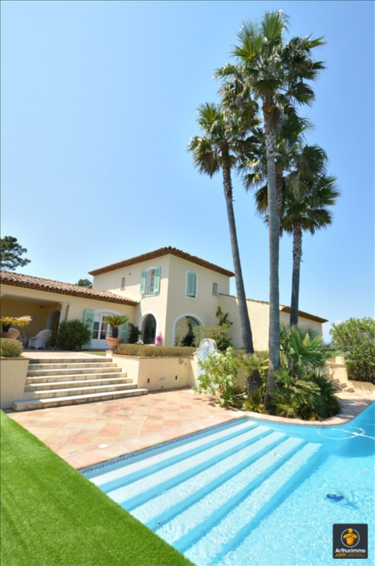 Deluxe sale house / villa St aygulf 1290000€ - Picture 5