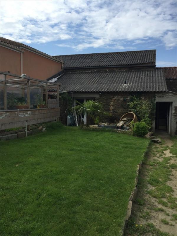 Vente maison / villa Le fief sauvin 99800€ - Photo 4