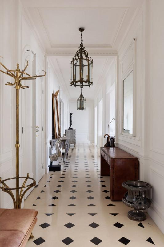 Vente de prestige appartement Paris 16ème 3700000€ - Photo 7