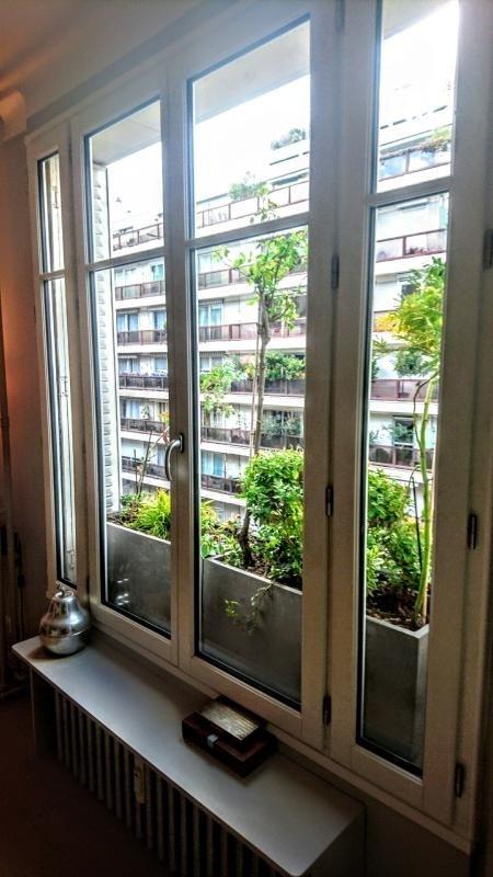 Deluxe sale apartment Paris 16ème 1500000€ - Picture 8