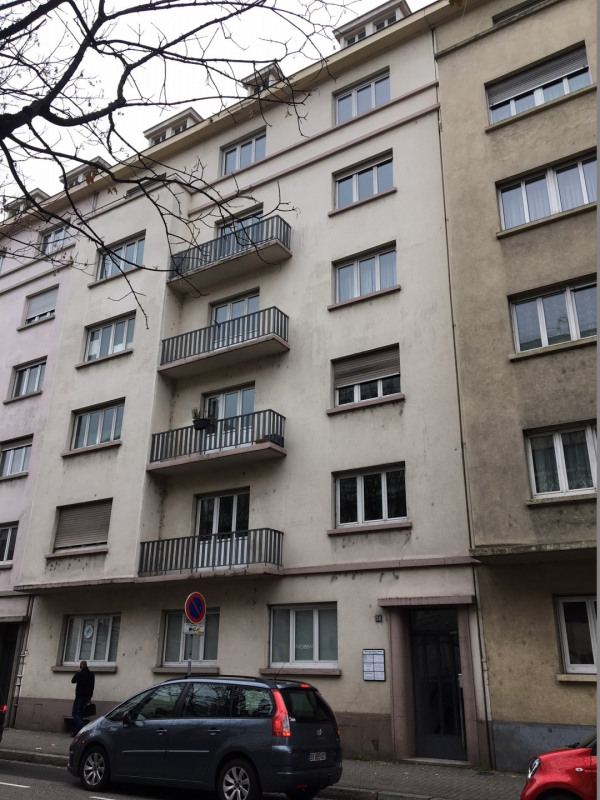 Investment property building Strasbourg 2090000€ - Picture 1