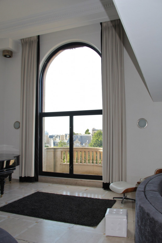 Short-term rental apartment Paris 16ème 7 700€ CC - Picture 1