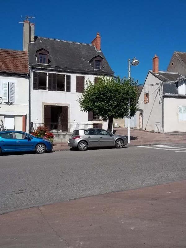 Vente maison / villa Lucenay les aix 64000€ - Photo 1