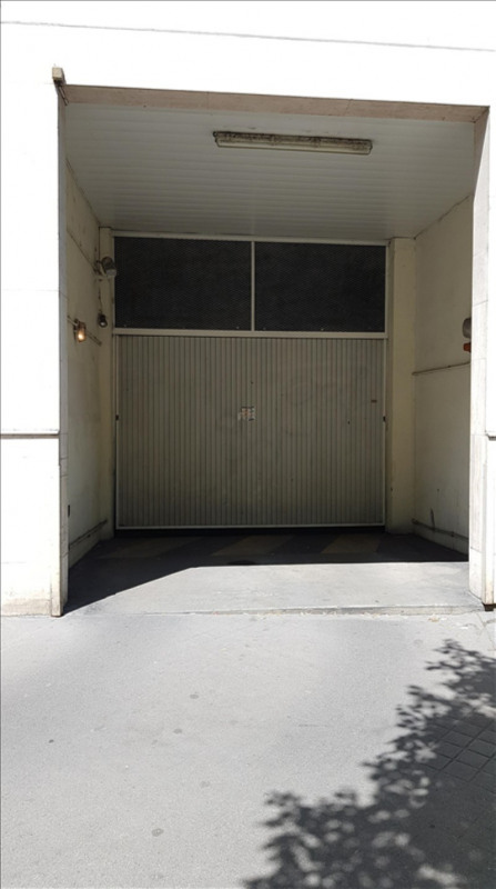 Location parking Paris 14ème 165€ CC - Photo 1