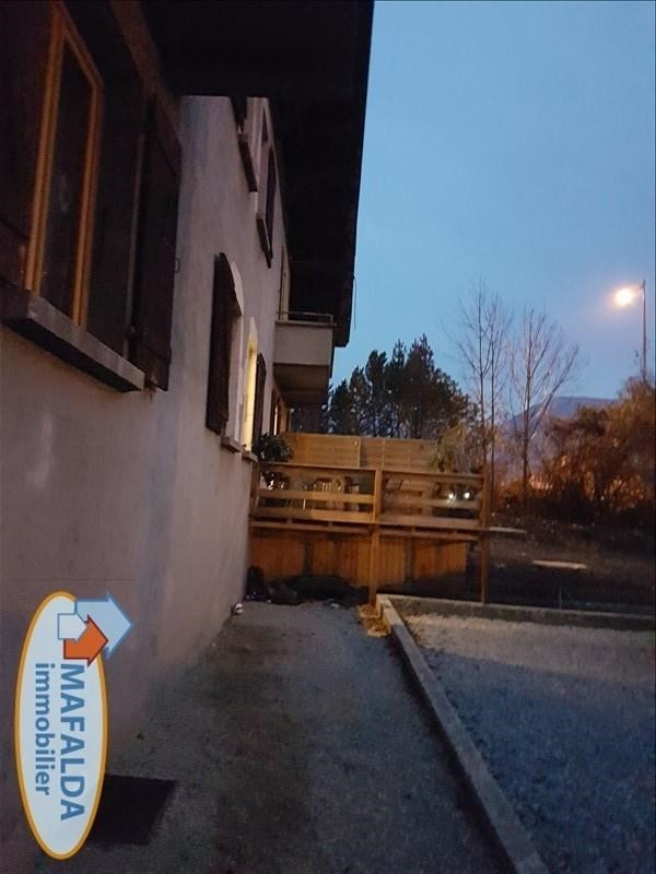 Vente appartement Thyez 185000€ - Photo 3