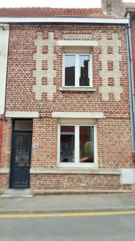 Vente maison / villa Bethune 131000€ - Photo 1