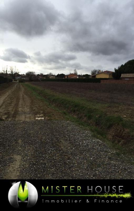 Vendita terreno Pechbonnieu 111000€ - Fotografia 3