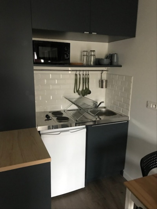 Rental apartment Vitry sur seine 690€ CC - Picture 1