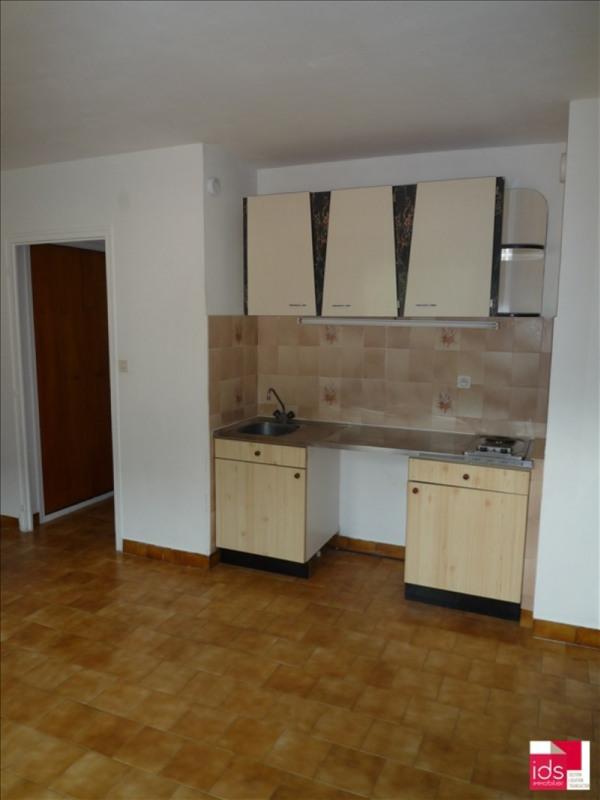 Location appartement Allevard 354€ CC - Photo 2