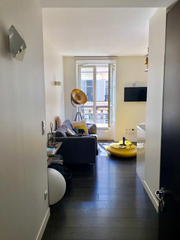 Sale apartment Paris 9ème 435000€ - Picture 1