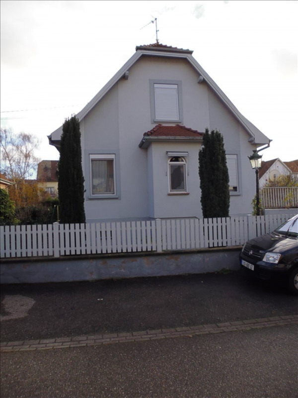 Sale house / villa Eckbolsheim 362 000€ - Picture 1