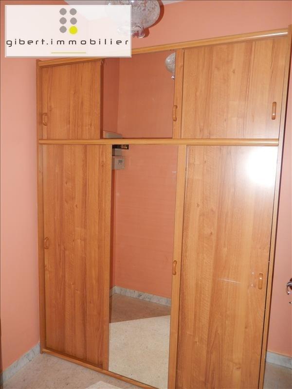 Rental apartment Le puy en velay 335€ CC - Picture 7