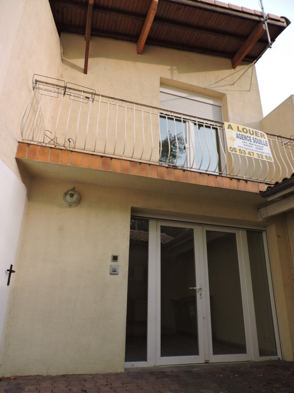 Location maison / villa Agen 525€ CC - Photo 1