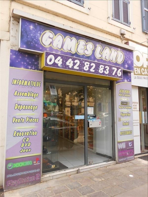Location boutique Aubagne 790€ +CH/ HT - Photo 1