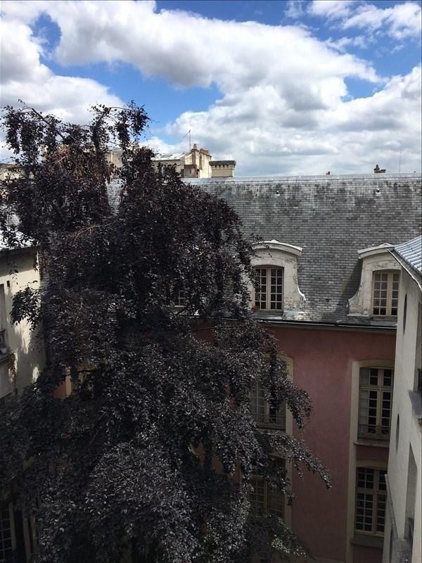 Vente de prestige appartement Paris 3ème 1600000€ - Photo 5