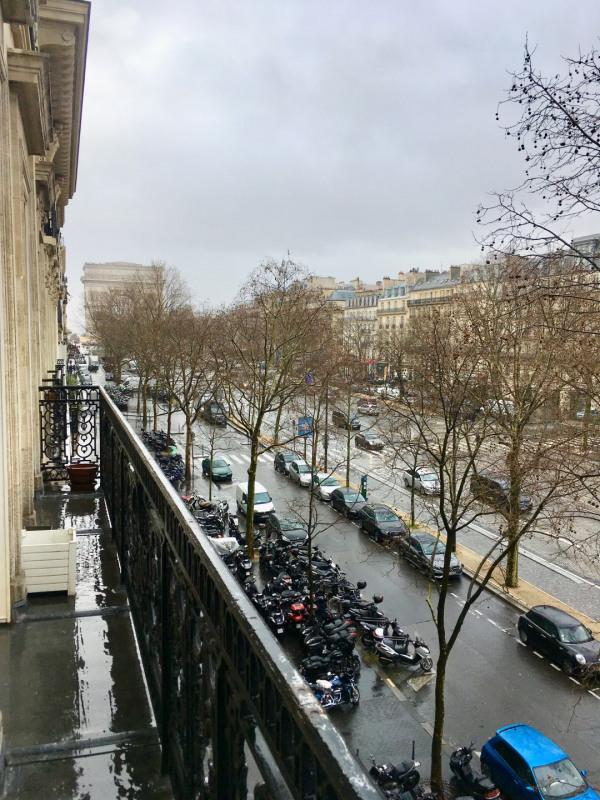 Alquiler  apartamento Paris 17ème 3140€ CC - Fotografía 2